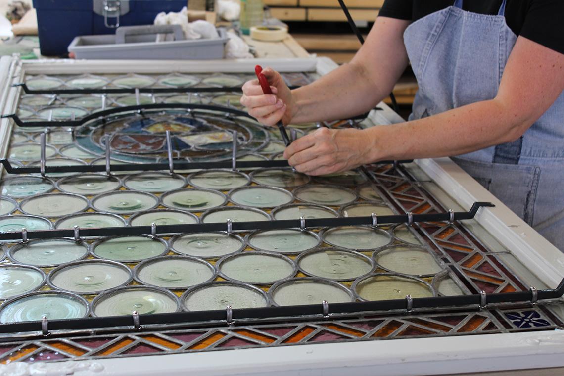 Glasmalerei Stift Schlierbach - Kreative Ideen