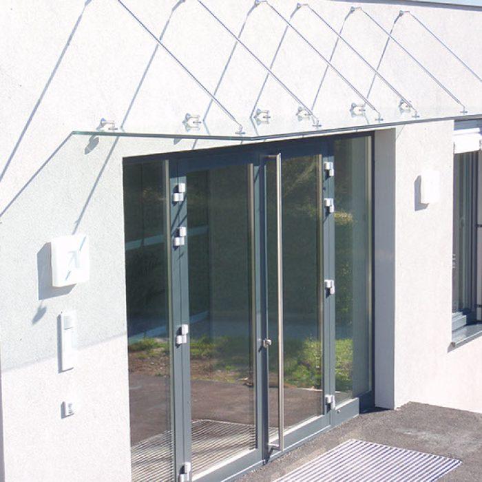 Bauverglasung Glasdach 2