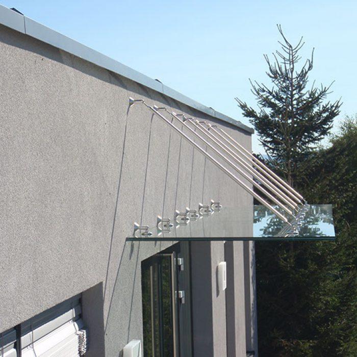 Bauverglasung Glasdach 4