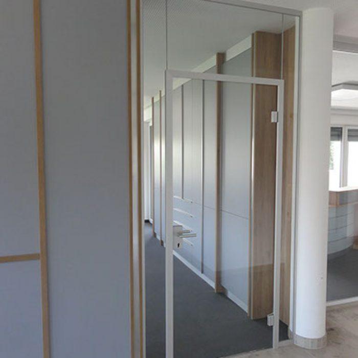 Bauverglasung Türen 4