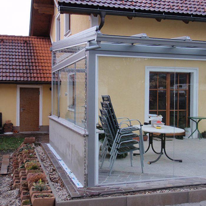 Bauverglasung Wintergarten 1