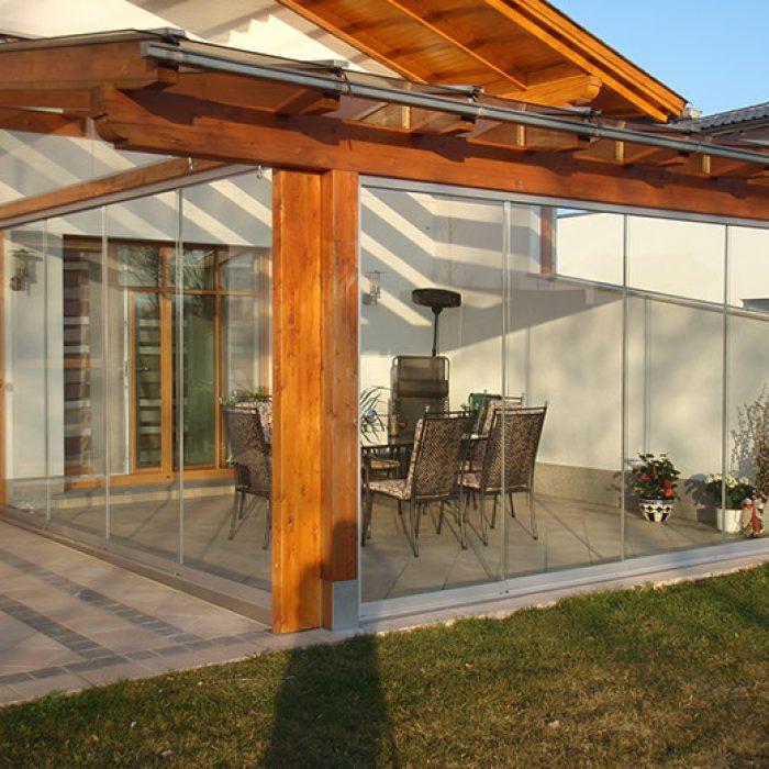 Bauverglasung Wintergarten 5