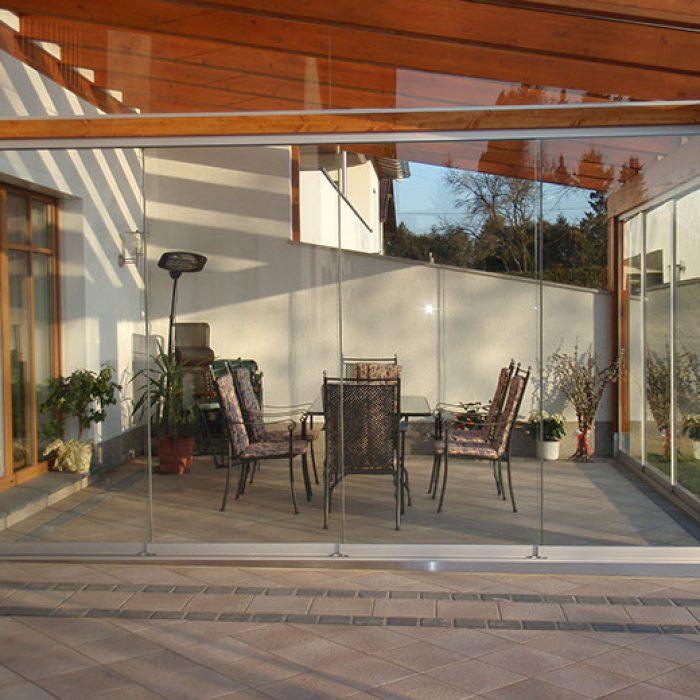 Bauverglasung Wintergarten 4