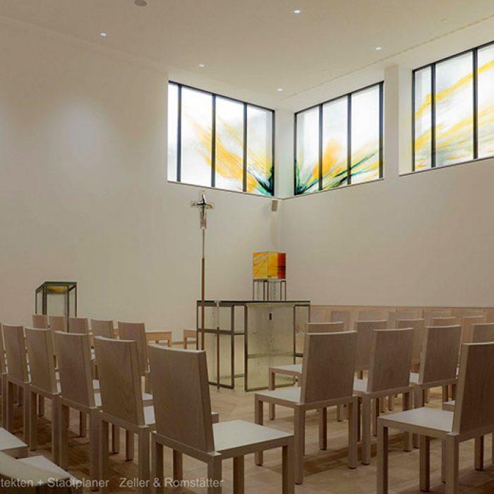 Aschau Bayern Krankenhaus Kapelle 1