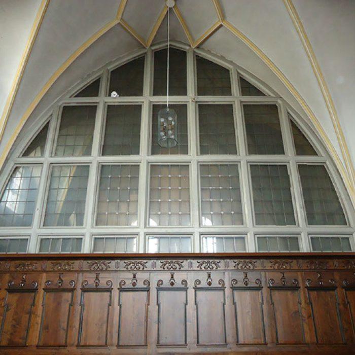 Chorkapelle Frauenwoerth am Chiemsee Schmelztechnik 2